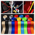 Racing Safety Seat Belt /car webbing fabric Harness for BMW/Honda/Toyota/vw Volkswagen golf 4 5 6 7 3 point accessories