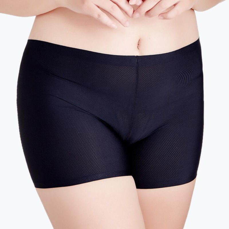 c1e0d7ddc Detail Feedback Questions about Seamless plus size underwear large high  waisted boyshort panties big size boyshorts women underwear panties Briefs  sheath ...