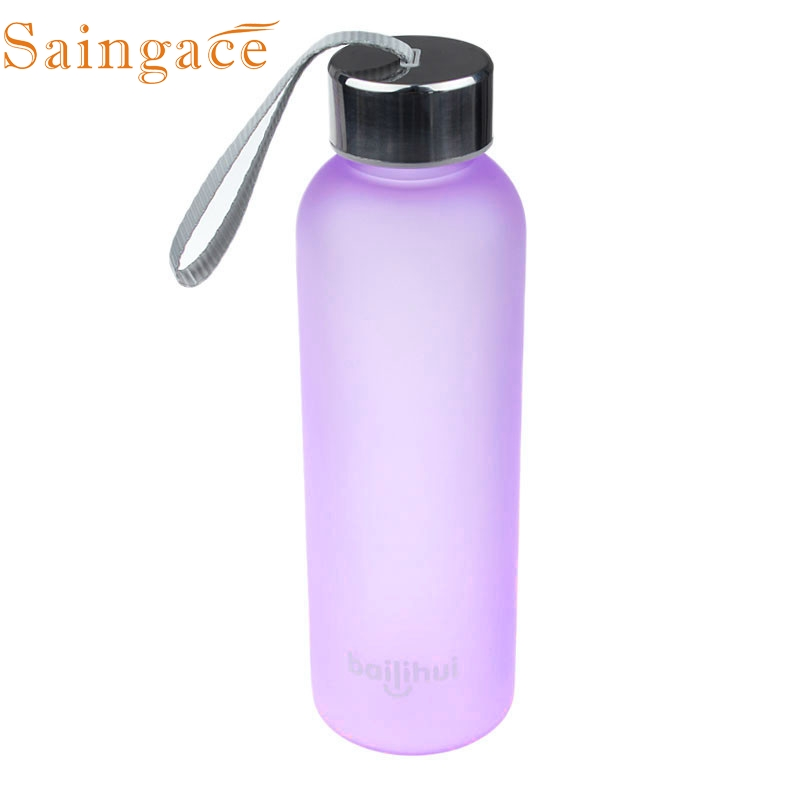My House New Leak Tight Fruit Juice Sport Portable Travel Bottle Water 600ML 2017 New Hot Sell 17Tue21