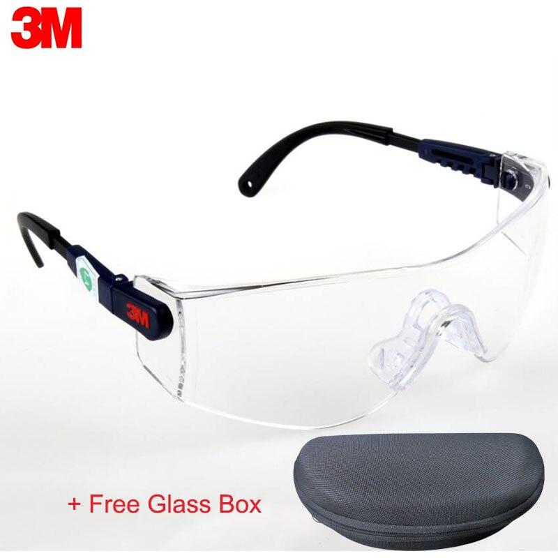 3 м 10196 безопасность очки Защита глаз анти-шок/пыли и песка всплеск ветер зеркало KL0427