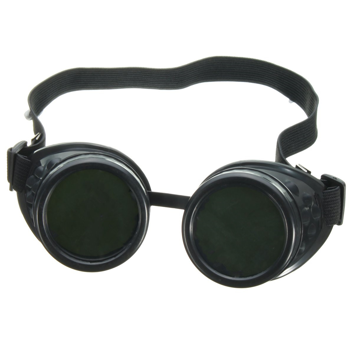 how to make steampunk goggles out of welding goggles