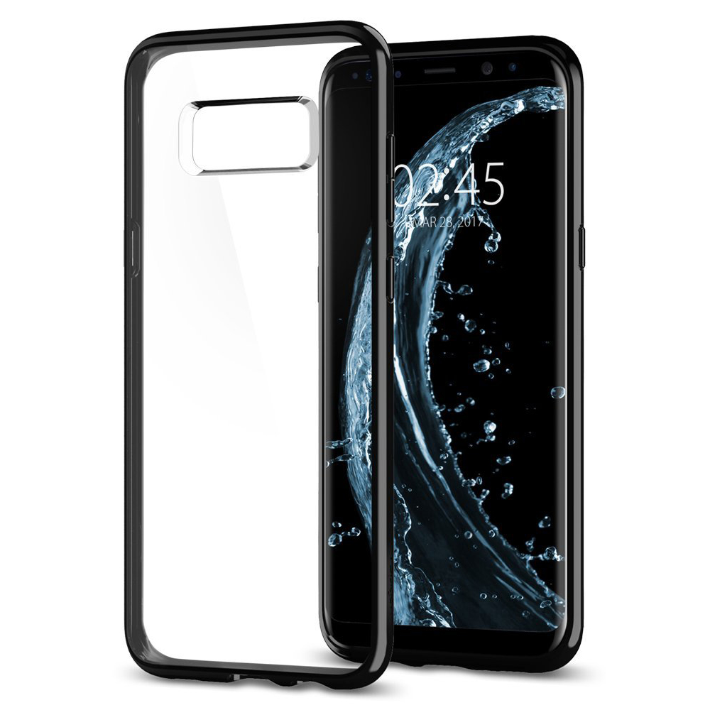 sports shoes 9fe99 ecc2f US $19.99 |100% Original SPIGEN Ultra Hybrid Cases for Samsung Galaxy S8  Plus S8+ (6.2 inch)-in Fitted Cases from Cellphones & Telecommunications on  ...