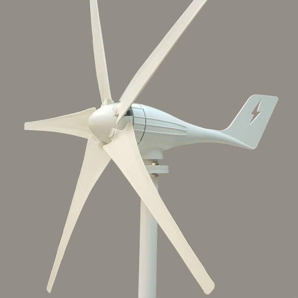 2019 plus récent 600 W éolienne/éolienne/moulin à vent CE approuvé éolienne générateur Max 830 W sortie