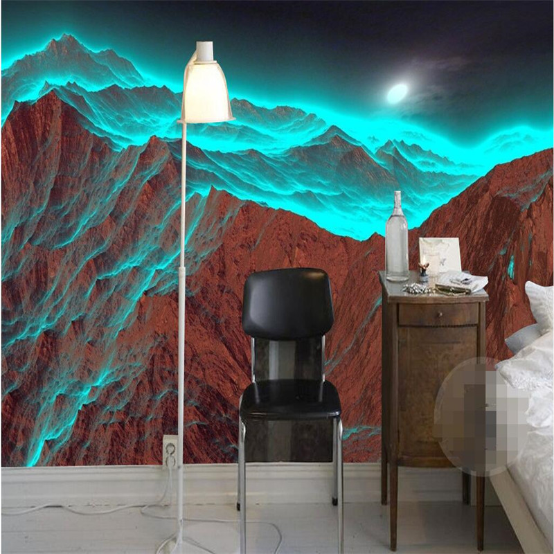 Beibehang Photo Wall Mural 3d Wallpaper Luxury Quality HD