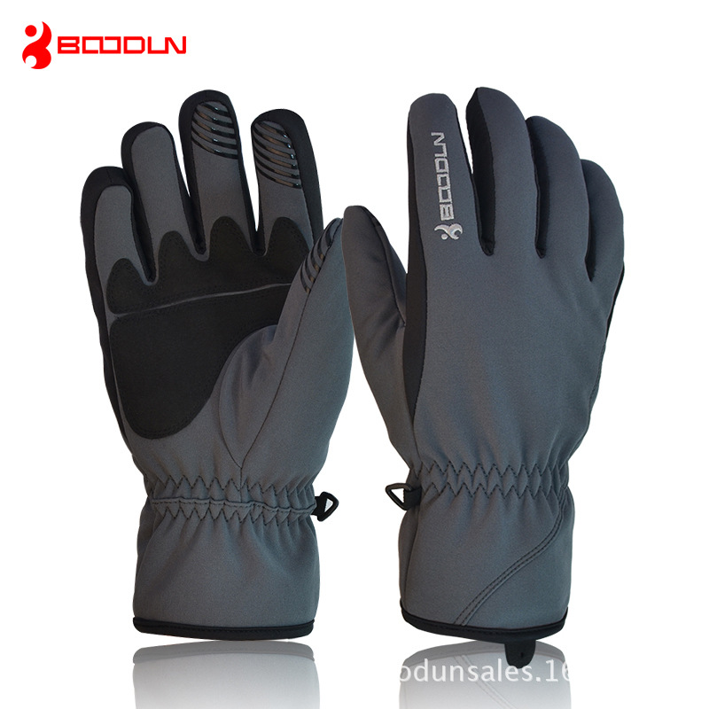 Winter Skiing Gloves Outdoor Sports Warm Ski Gloves Men Women Waterproof Windproof Skiing Gloves Sports Thermal Snowboard Gloves