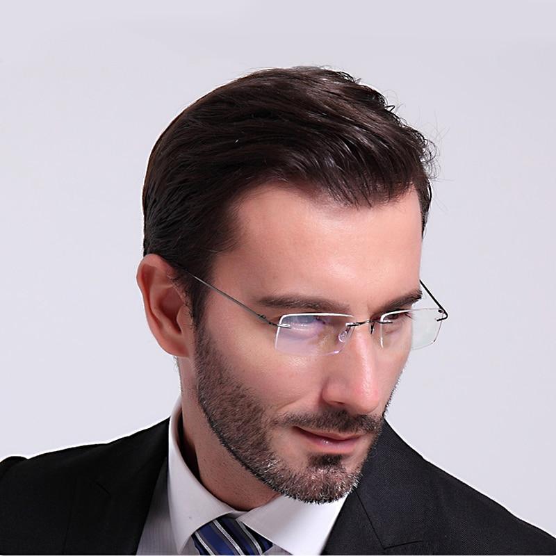 Beta Titan randlose Brille Scharnier nicht-Schraube flexible Brille - Bekleidungszubehör - Foto 6