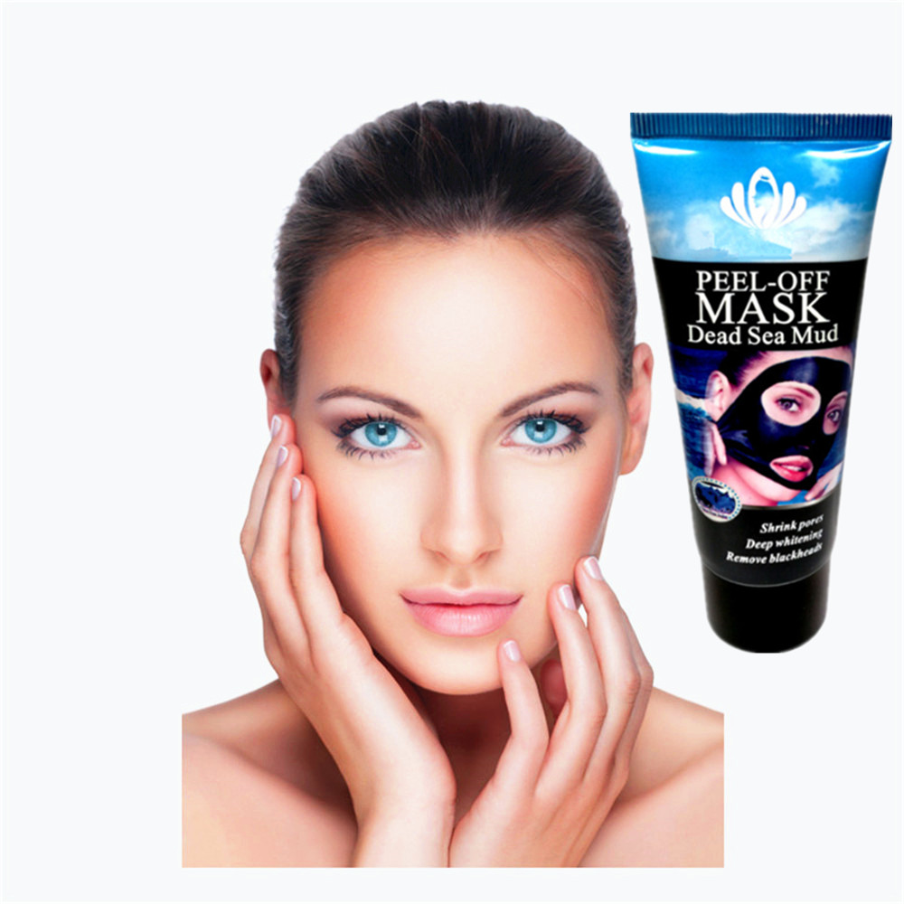 Dead Sea Mud mask for Face Care 60g/120g Black Mask facial mask Blackhead Remover Peeling Acne skin balck dot Treatments