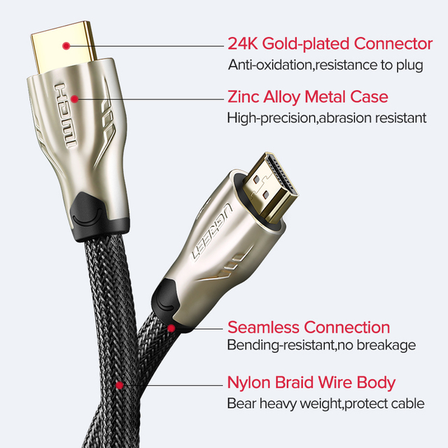 Ugreen HDMI Cable 4