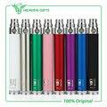 Cigarrillo electrónico Nueva Visi Spinner eGo Voltaje Variable Batería 650 mAh y 1300 mAh 3.3 v a 4.8 v Vape Batería 510/hilo eGo
