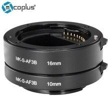 Meike S-AF3-B автоматический с автоматической фокусировкой AF для sony E-Mount DSLR камер NEX-7 NEX-6 NEX-5R NEX-3N nex 5 NEX-5N NEX-5C NEX-C3 A5100 NEX-3 A7