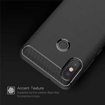 Case For Xiaomi Redmi Note 5 Case Redmi Note 5 Pro Case Silicone TPU Bumper Shockproof Cover for Redmi Note 5 Case Global 5.99