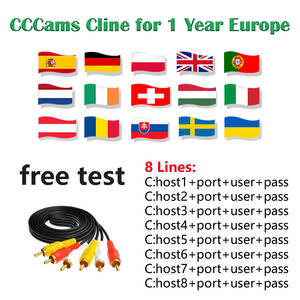 Cline Server Cccams Spain Poland Satellite Tv France Germany Freesat V7 Astra Europe