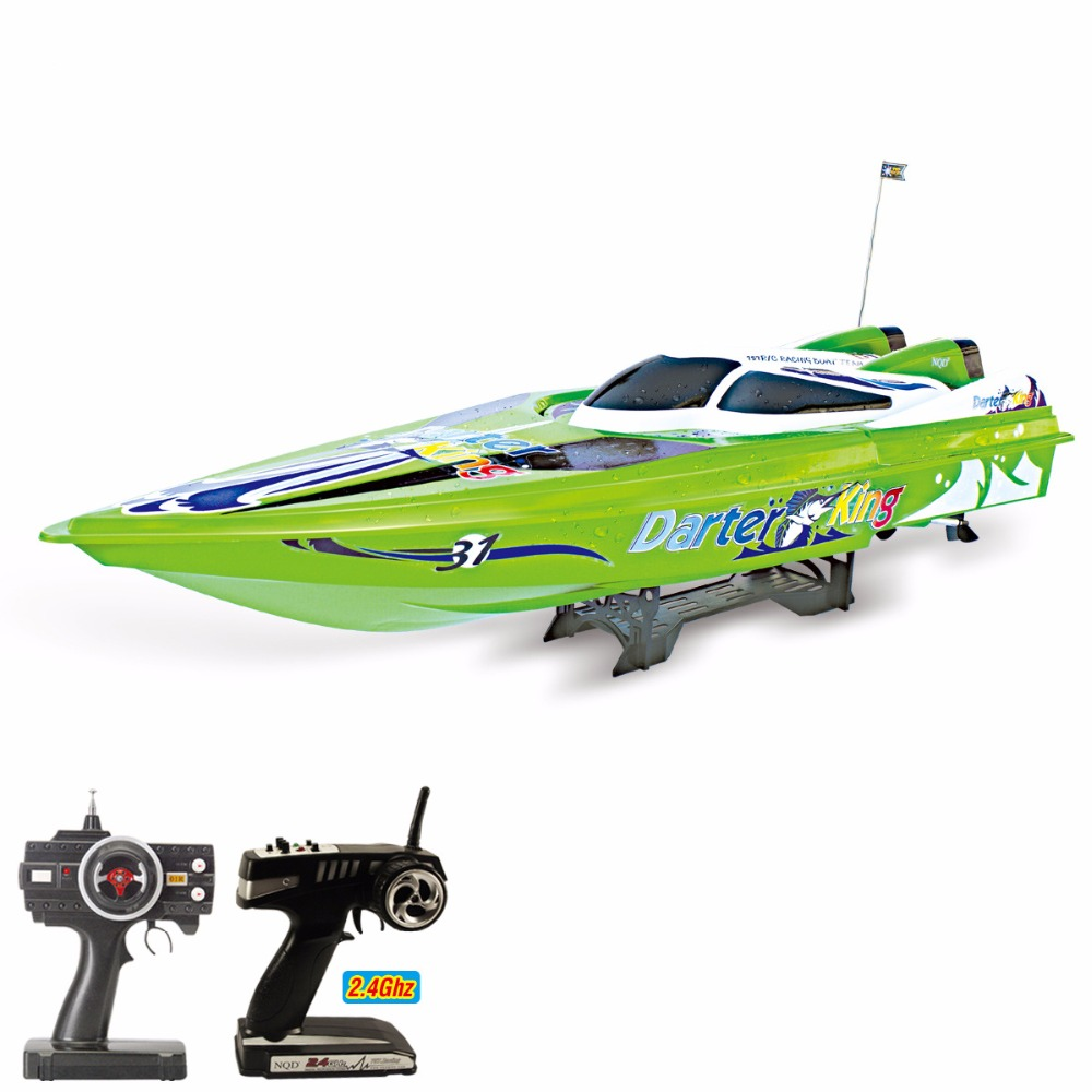 High Performance RTR Electric Speed Boat 6034 2.4G 115CM super large high speed racing RC remote control boat apeedboat model цена и фото