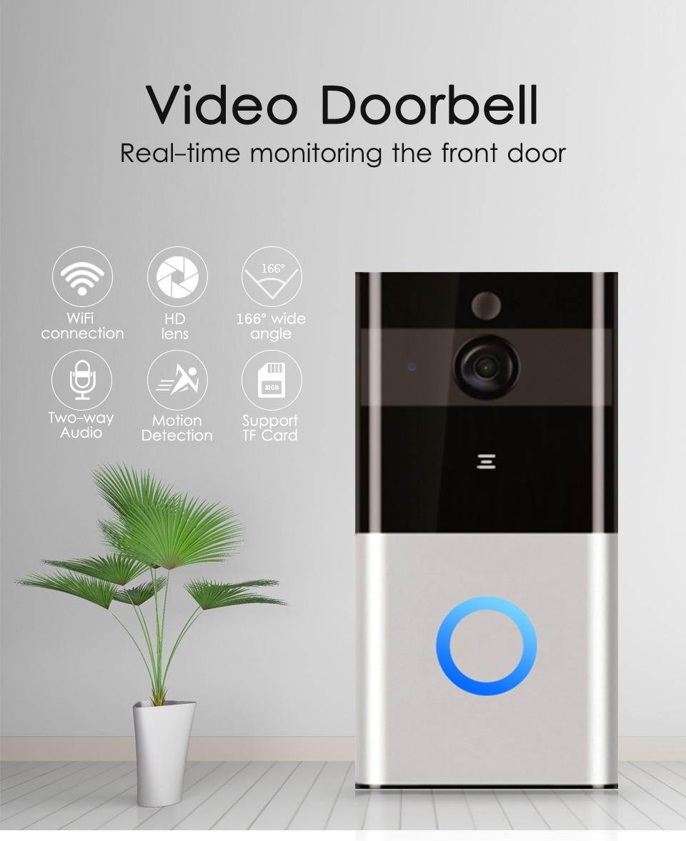 Marlboze Visual Doorbell Intercom