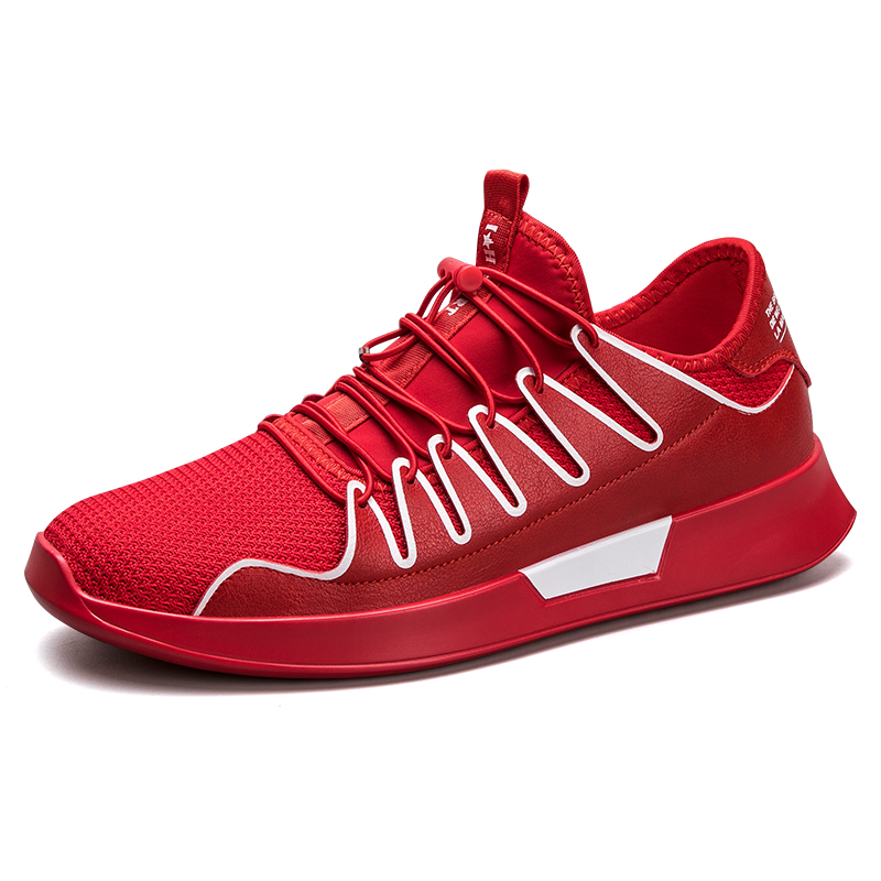 New Running Shoes For Men Outdoor Racer Sports Sneakers Breathable Light Jogging Walking Shoes
