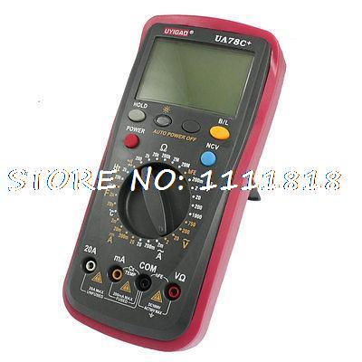 Volt Amp Ohm Meter Resistance Measuring Digital Multimeter