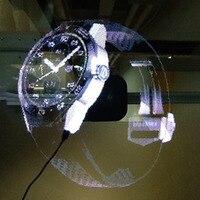 أدى الإعلان 3d المجسم الهولوغرام الإسقاط الإسقاط مصباح عرض لاعب الإعلان والتصوير العين 150 محل بار