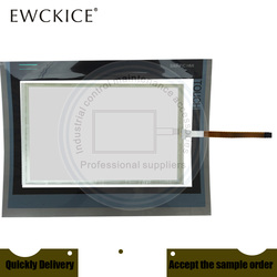 NIEUWE TP1500 Comfort 6AV2 124-0QC02-0AX0 6AV2124-0QC02-0AX0 HMI PLC touchscreen EN Front label Touch panel EN Frontlabel