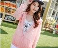 Новой ультра-персонализированные прозрачный лето пляж солнце рубашка, Куртка, Солнцезащитный крем пальто