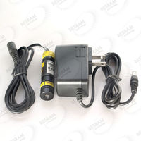 Industrial LAB Focusable 405nm Violet Blue 100mW Laser Diode Module