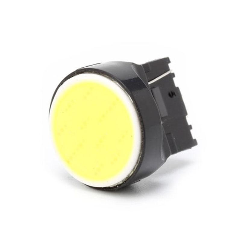 T20 7440/7443 COB 12SMD Автомобильный светодиодный светильник лампа для поворотного сигнала