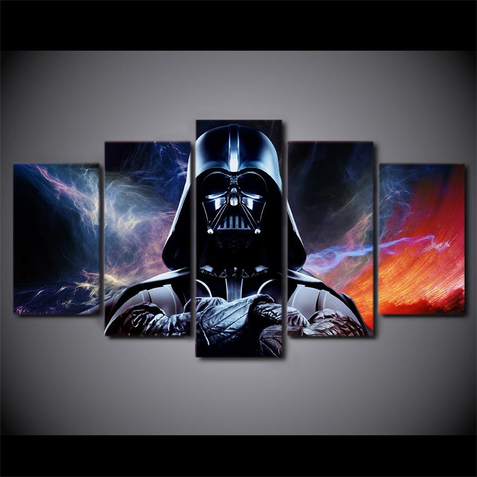 Star wars DARTH VADER 5pcs 5d diy diamond painting mosaic art crafts,full square Diamond embroidery,Diamond puzzles Y2781
