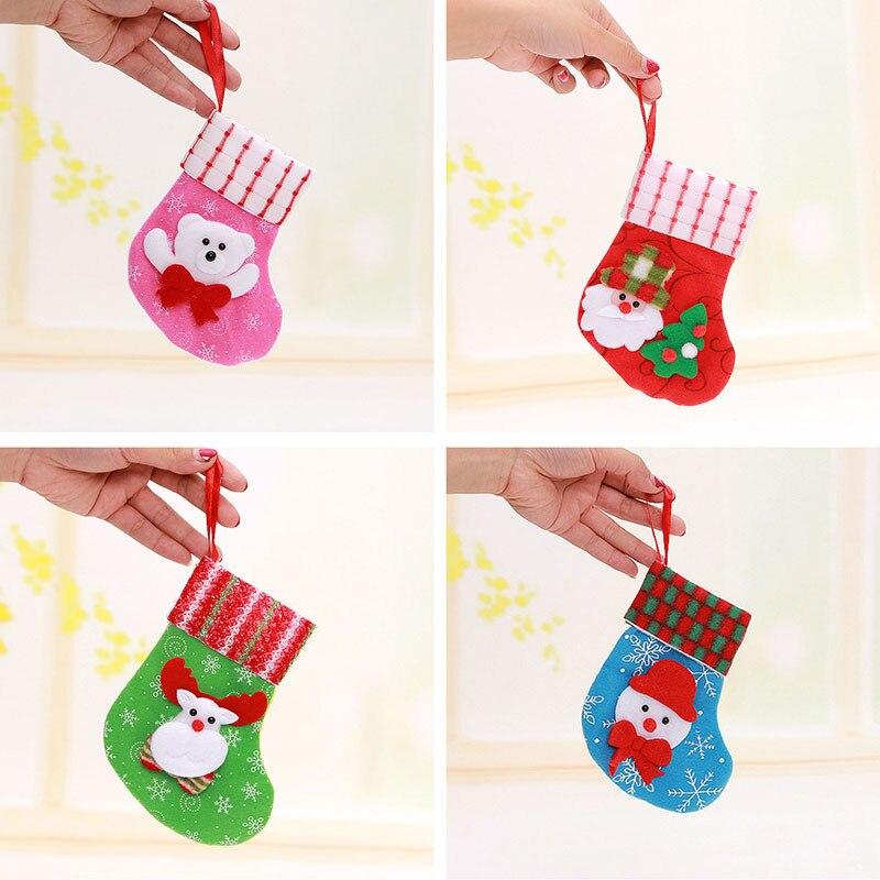 ᐊ18 unids/lote campana de oro decoraciones de Navidad productos ...