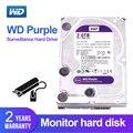 Western Digital WD фиолетовый 2 ТБ 3,5