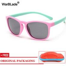 Детские солнцезащитные очки UV400, детские очки с гибкой оправой, крутые солнцезащитные очки, очки с защитой от ультрафиолета, солнцезащитные очки для мальчиков и девочек, чехол