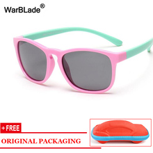 Children UV400 Sunglasses Kids Flexible Eyewear Cool Sun Gla