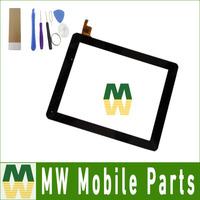 1PC Lot High Quality For Explay Cinema TV 3G Tablet Touch Screen Digitizer Replacement Part Black