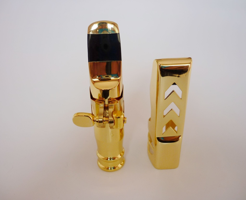 цена на 2017 France new metal mouthpiece Upscale saxophone mouthpiece Alto / Soprano / Tenor Mouthpiece
