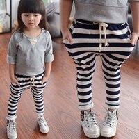 Ancla otoño ropa del niño del Bebé Pantalones casuales niños bragas