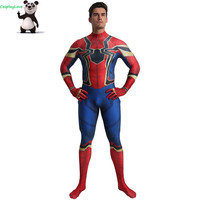 CosplayLove Venom Spider Man Zentai Suit Lycra Jumpsuit Spandex Cosplay Costume For Halloween Christmas