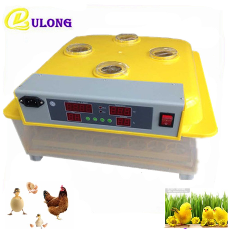 CE Certificate Mini Poultry Hatchery Machines Automatic Electric 48 Egg Turner Hatching Incubators For Sale small chicken poultry hatchery machines 48 automatic egg incubator 220v hatching for sale