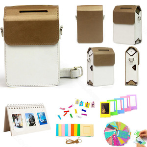 Image 5 - Fujifilm Instax Share Smartphone Printer SP 2, Two Colors Silver and Gold + Matched Case Gift
