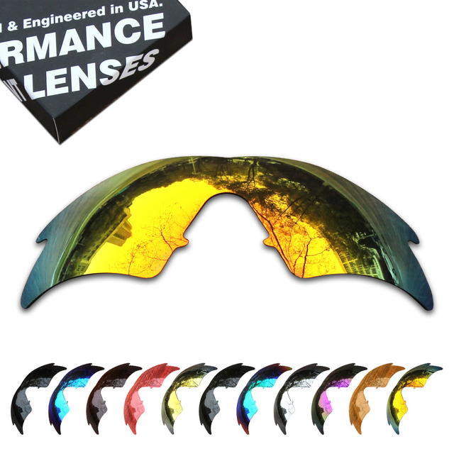 7438a5005e ToughAsNails Polarized Replacement Lenses for Oakley M Frame Sweep  Sunglasses - Multiple Options