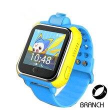 3G Kinder Smart Baby Uhr JM13 GPS Wifi Position Unterstützung GSM WCDMA mit Drehbare Kamera Remote Monitor Smartwatch Für kinder