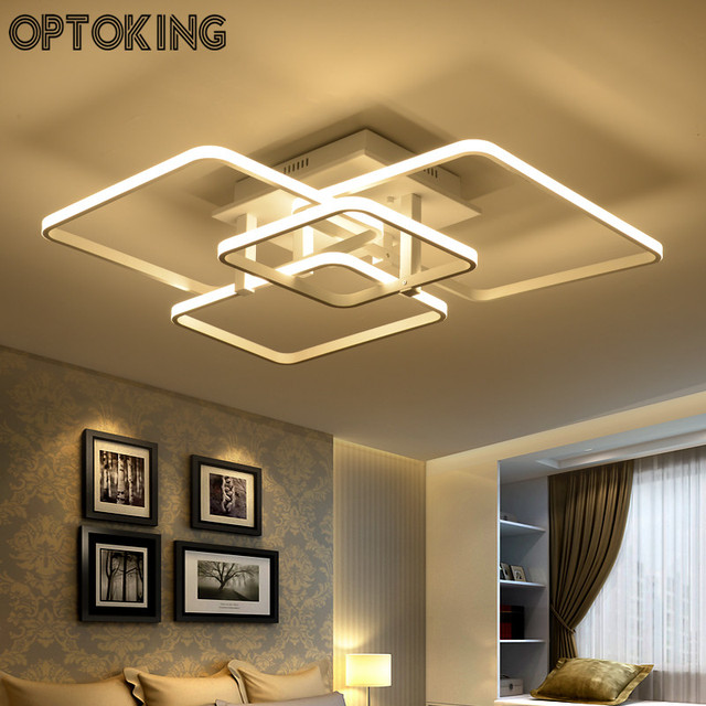 Ceiling Lights For Small Rooms : Aliexpress buy modern living room ceiling lamp diy