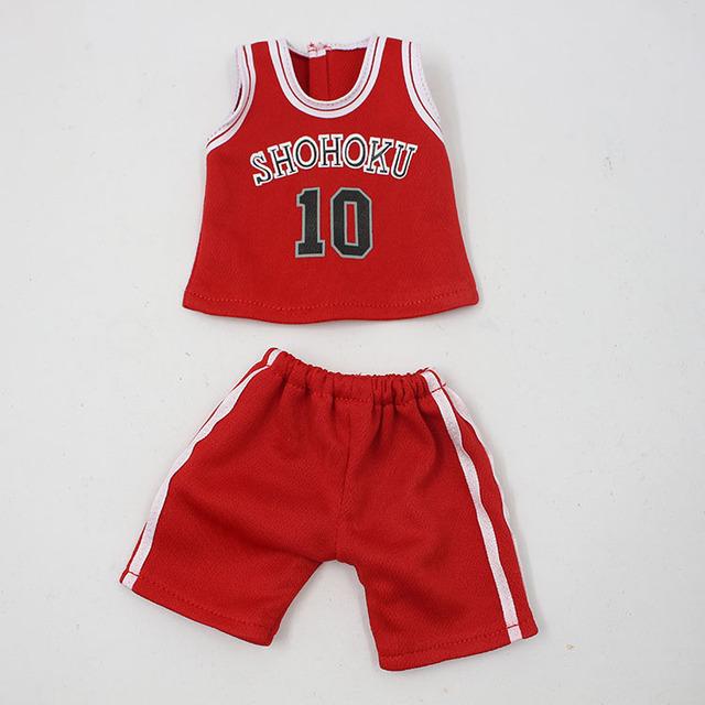 Neo Blythe Doll Plump Doll Basketball Uniform