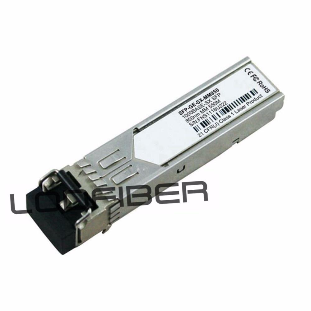 Intel82571EB 1G Dual Port PCIe x4 Fiber Server Adapter EXPI9402PF /& 850nm Module