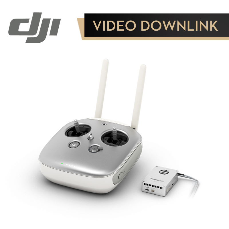 DJI Lightbridge 2 Professionnel HD De Radiodiffusion Real-temps 1080 P Vidéo Transmission D'origine