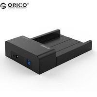 ORICO 6518US3 V2 Super Speed USB 3 0 HDD SSD Docking Station For 2 5 3