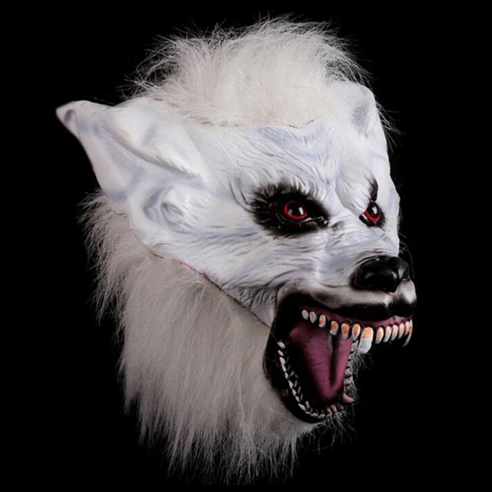 Aliexpress.com : Buy Holiday Cosplay Masks Halloween Horror Wolf ...