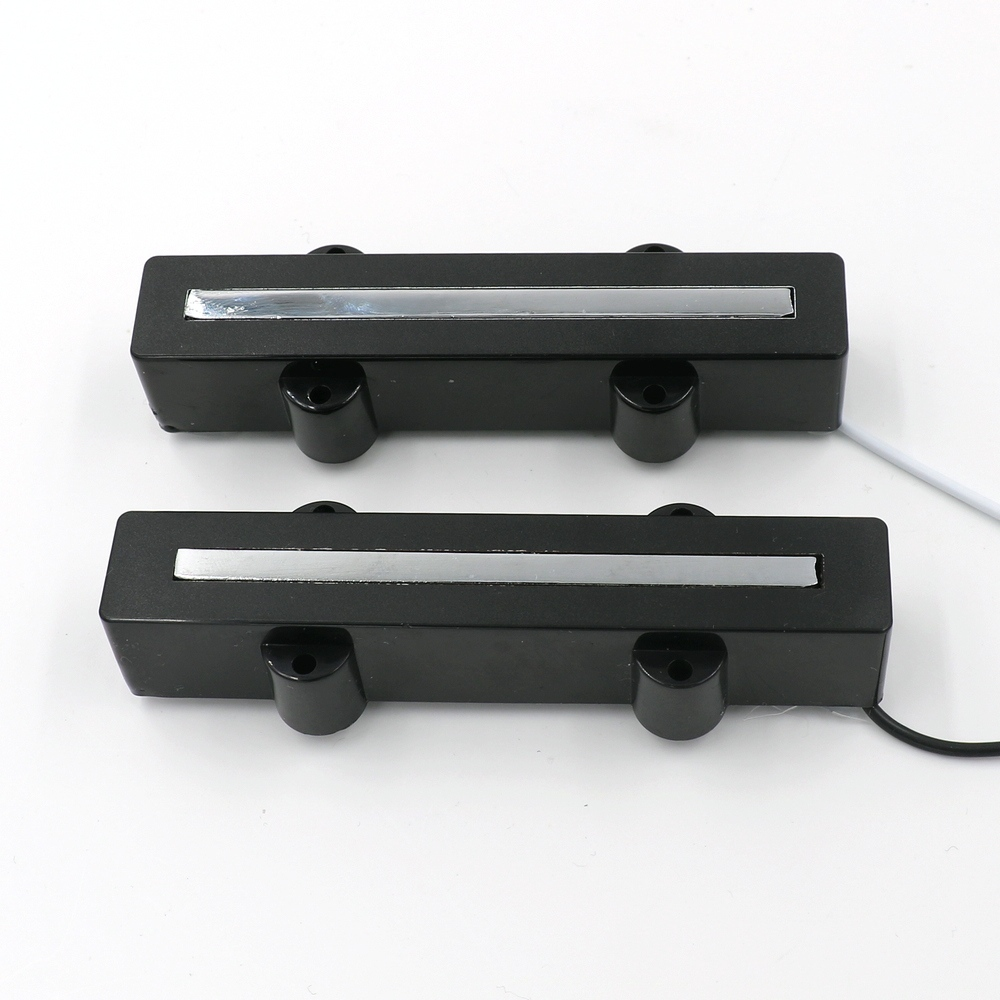 Free Shipping 1Set No Noise And Humcancelling Blade J Bass Pickup For 5 String Bass With Ceramic Magent