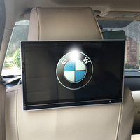 2PCS 12.5 Inch Android 7.1 Car Headrest DVD Monitor Player HD 1080P Video Screen With HDMI For BMW 1 3 4 5 6 7 X1 X3 X4 X5 X6 X7