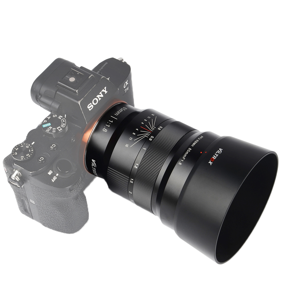 VILTROX 20mm-85mm f/1.8 Lenses AS ED UMC Wide Angle Lens Fixed Focus F1.8 Lens for Camera Sony FE-Mount Fujifilm FX-Mount Lens image