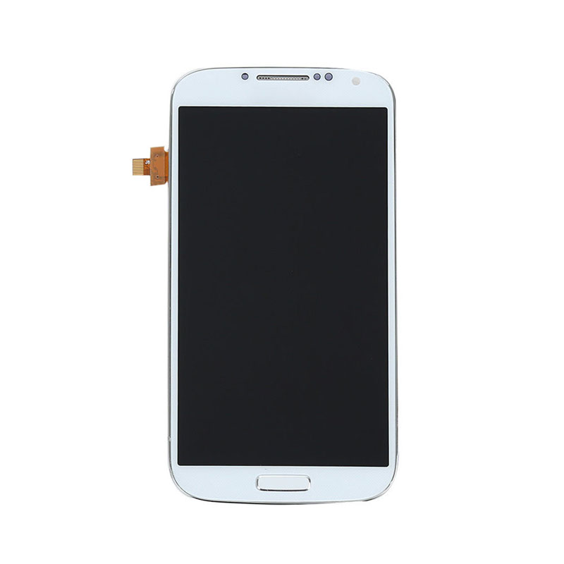 New Arrival LCD Module For Samsung Galaxy S4 I9505 LCD Display Digitizer Touch Screen Bezel Frame