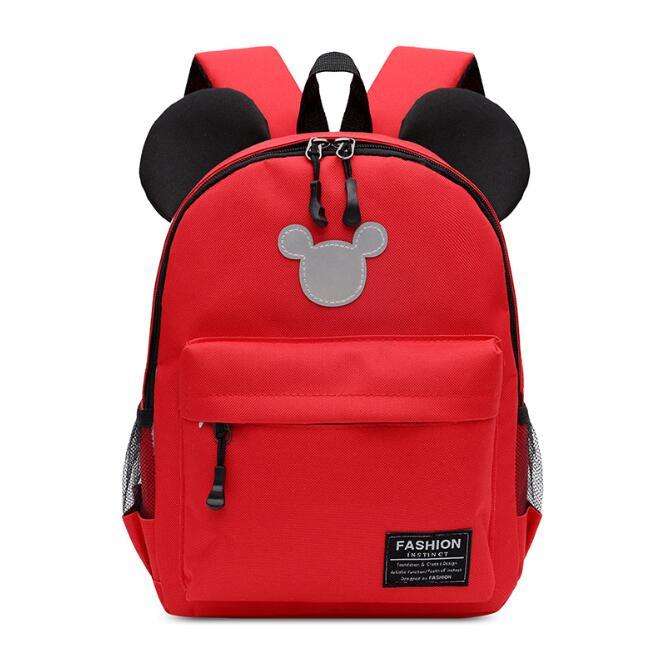 77004b93651 New Arrival Fashion Cute Kids School Bags Anti lost Backpack Baby Toddler  Book Bag Kindergarten Rucksacks mochila escolar-in School Bags from Luggage    Bags ...