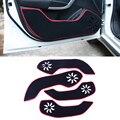 Car styling protector lateral edg protección anti-kick pad felpudos cubierta para buick regal 2009-2016 opel insignia 2014-2017